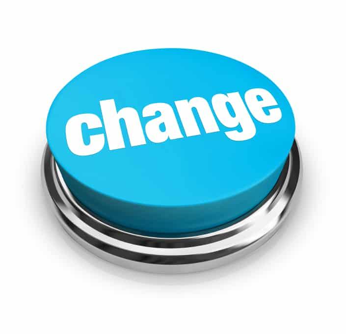 Forandringer er sundt for din arbejdsglæde