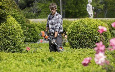 Gør haven klar til forår og sommer
