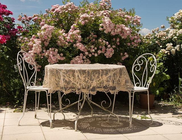 4 tips til en hyggelig terrasse
