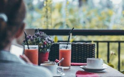 Få mere glæde af din have med en terrasse – læs med her