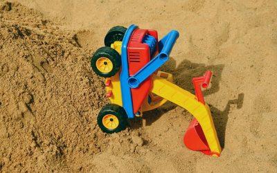 Vælg den rette sandkasse