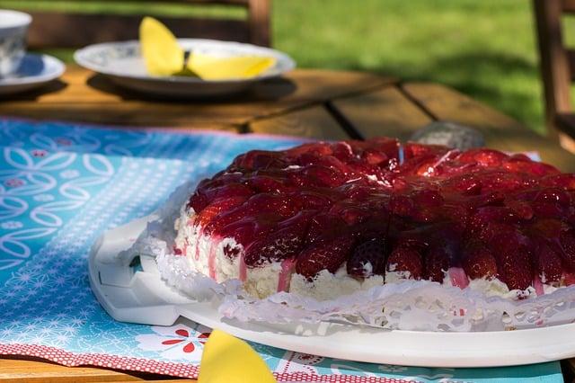 dessert havefest