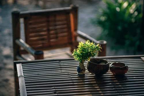 Sådan kan du klargøre dine havemøbler til opmagasinering