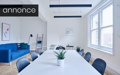 Derfor skal du booke dig ind på et kontorhotel på Frederiksberg
